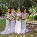 Budget Wedding Dresses | My bridesmaids looked absolutely perfect in these dresses! We went for a silver grey and they were just beautiful, flattering in all areas, comfortable and stunning style.