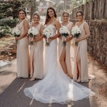 Budget Wedding Dresses | I got this dress all in the burgundy colour and I have never gotten so many compliments in my life. I was surprised how fast i received the item and the quality is amazing, looks like a dress that was 3x more expensive. i have already ordered another dress from Lacee and I have told all my friends about it